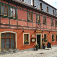 Hotel Pictures: Gasthaus& Hotel Zum Roten Haus, Bad Schandau