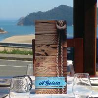 Hotel Pictures: Hospedaje A Goleta, Porto do Barqueiro