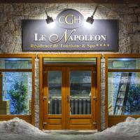 CGH Résidences & Spas Le Napoléon