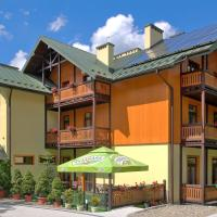 Hotellikuvia: Pensjonat Lira, Krynica Zdrój