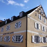 Hotelbilleder: Hotel Garni zur Laute, Mindelheim
