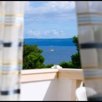 Luxury Double Room with Terrace and Sea View