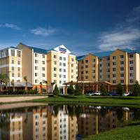Fairfield Inn Suites by Marriott Orlando At SeaWorld