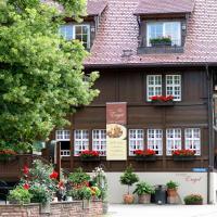 Hotelbilleder: Schwarzwaldgasthaus Goldener Engel, Glottertal