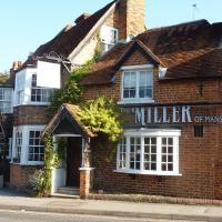 Hotel Pictures: Miller of Mansfield, Goring