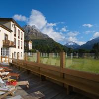 Hotel Pictures: Maloja Palace Residence Engadin-St.Moritz, Maloja