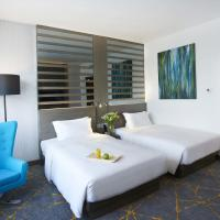 Premier Quadruple Room with Free Breakfast and Free WiFi