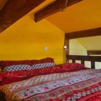 Deluxe Duplex Room with Mountain View