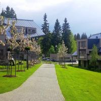 Resident Resort Harrachov - Wellness & Grotta Spa