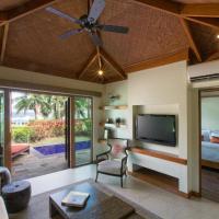 Beach Front Private Pool Villa