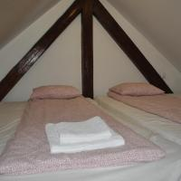 Attic Family Suite with Balcony