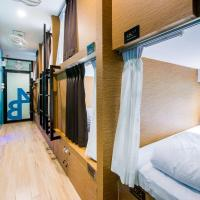 Bed in 10- Double Bed Mixed Dormitory Room