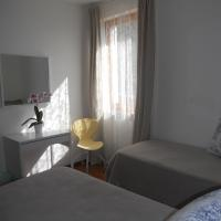 Budget Double or Twin Room with Shared Bathroom