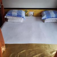 Embroidery Theme Double Room