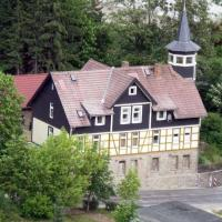 Hotel Pictures: Holiday home Mit Dem Turm 2, Elbingerode