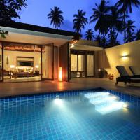 Garden view Villa with Private Pool