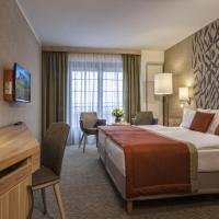 Superior Double Room with Park View
