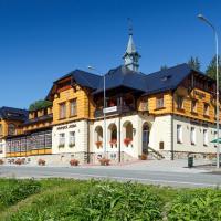 Hotel Pictures: Hotel Bauer, Bílá