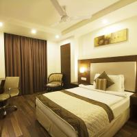 Executive Double or Twin Room with One Way Airport Pick Up and Breakfast