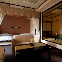 Triple Room with Tatami Area and Open-Air Bath
