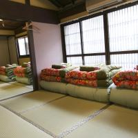 Japanese-Style Female Dormitory Room