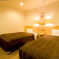 Twin Room with Small Double Beds and Private Bathroom - Non-Smoking