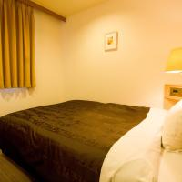 Room with Small Double Bed and Private Bathroom - Smoking