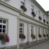 Fotografie hotelů: Hotel Garni - Haus Gemmer, Coburg