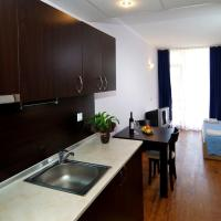 Studio with Balcony and Partial Sea View (2 Adults)