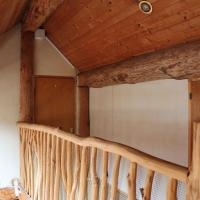 Room in Log House (2F)
