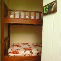 Bed in 6-Bed Female Dormitory Room with Air-Conditioning