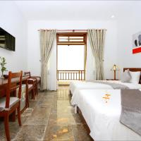 High - End Deluxe Double or Twin Room
