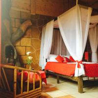 Hotel Pictures: Volcan Poas-Vara Blanca Tiquicia Lodge, Vara Blanca
