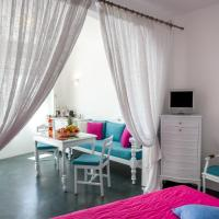 Deluxe Apartment with private Terrace and Caldera View