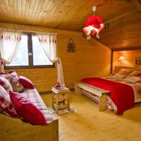Hotel Pictures: Chalet la Colombière, Sainte-Agnès