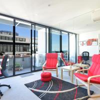 Zdjęcia hotelu: Spacious Seaviews - StayCentral, Melbourne