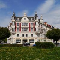 Hotelbilleder: Menzels Pension Drehscheibe, Görlitz