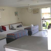 Large Studio with Two Double Beds