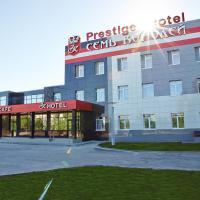 Φωτογραφίες: Prestige Hotel Seven Kings, Βόλγκογκραντ