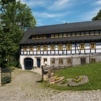 Hotelbilleder: Pension Blaue Mühle, Grund