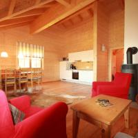 Three-Bedroom Chalet with Terrace and Balcony