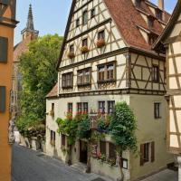 Hotel Pictures: Hotel Reichs-Küchenmeister, Rothenburg ob der Tauber