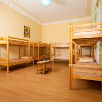 Bed in 17-Bed Dormitory Room