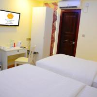 Deluxe Twin Room with Free Airport Pickup