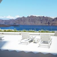 Junior Suite with Caldera View and Private Terrace