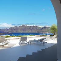Traditional One-Bedroom Apartment with Caldera View