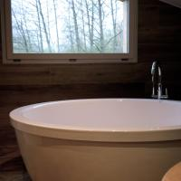 Forest Deluxe Double Room with Bath