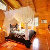 Deluxe King Chalet with Spa Bath