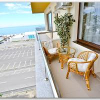 One-Bedroom Apartment with Sea View and Balcony