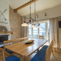 Five-Bedroom Penthouse Apartment
